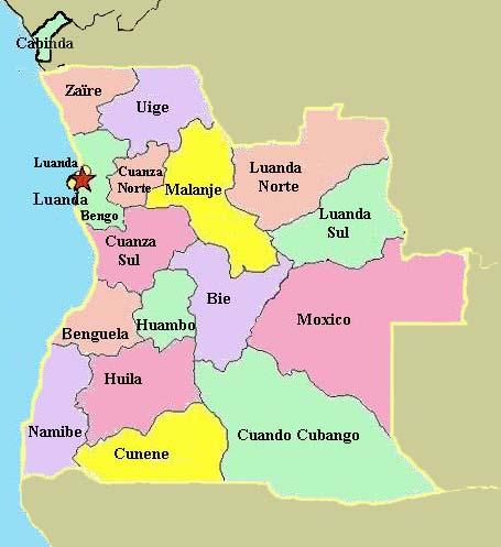 AO Provinces