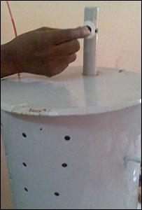 voting drumone